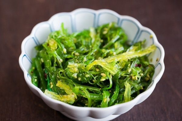 Seaweed Salad Recipe 15 gram (1/2 ounce) dried seaweed salad mix  1 Tbsp. awase miso (or ½ Tbsp. white miso + ½ Tbsp. red miso) 1 Tbsp. soy sauce 1 Tbsp. rice vinegar 1 tsp. sesame oil 1 tsp. mirin 1 tsp. white roasted sesame seeds (and more for sprinkle)
