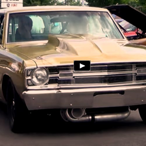 Hot American Cars — Check Out This Wicked 1969 Dodge Dart Swinger |...
