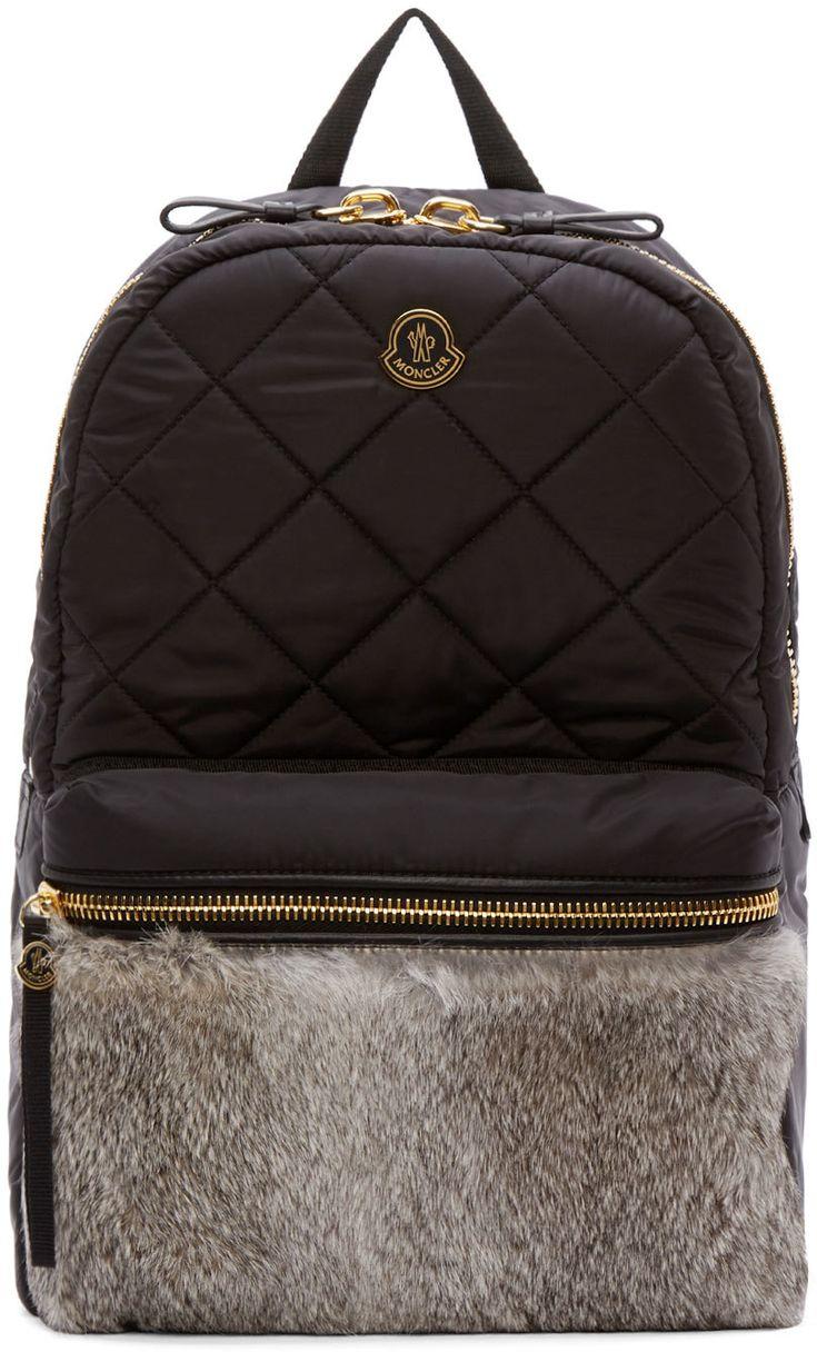 261 best BACKPACKS images on Pinterest   Backpacks, Accessories ... : black quilted rucksack - Adamdwight.com