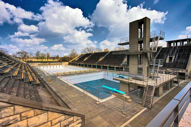 Abandoned Pool | Berlin Olympics