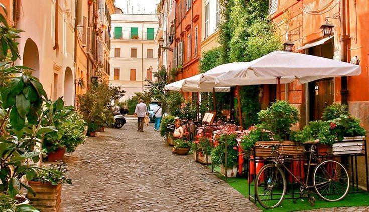 #trastevere #roma #italia #italy Viajes, vuelos, hoteles, alojamientos, vacaciones,  ocio, ofertas de vuelo, ofertas de hoteles, ofertas de viajes, vuelos baratos #ofertasdeviajes