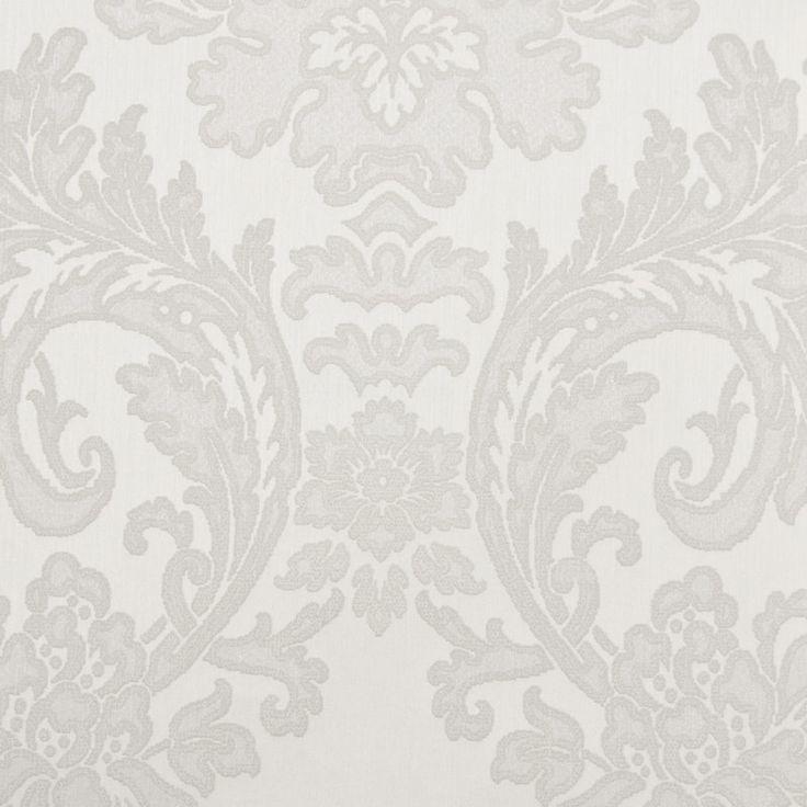 Tapet textil crem floral 072401 Sentiant Pure Kolizz Art