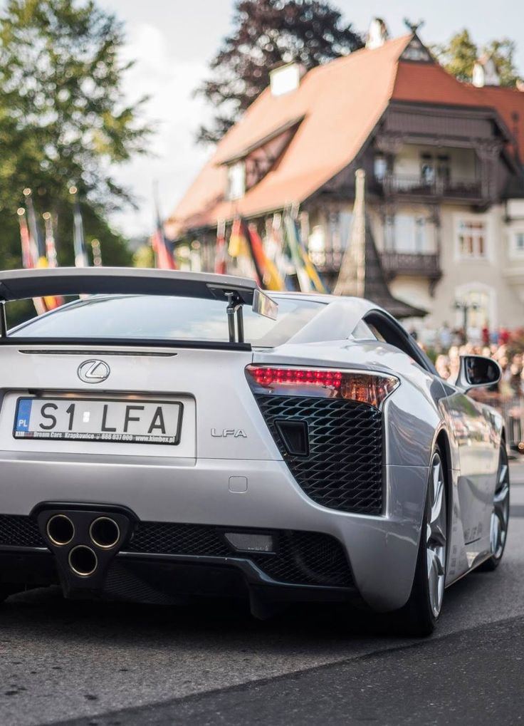 624 best images about Lexus LFA on Pinterest | Autos, Cars and ...
