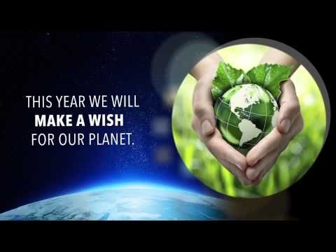 PartyLite Says 'Lights Off, Candles On!' for Earth Hour 3.28.15 - YouTube