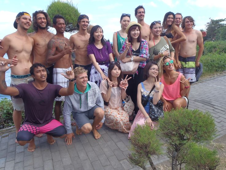 Got fun and fantastic surf experience with Bali surf guide.  http://www.balisurfwaves.com/