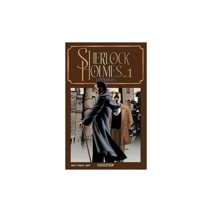 Sherlock Holmes Omnibus 1 (Paperback) (Leah Moore & John Reppion & Scott Beatty)