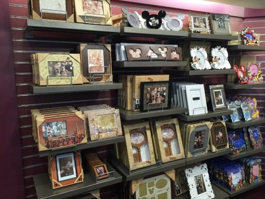 181 best shopping at disney images on pinterest walt disney picture frame souvenirs at disney world so many choices gumiabroncs Images