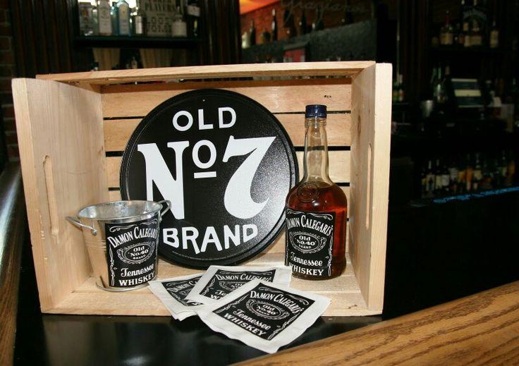 Jack Daniels party idea