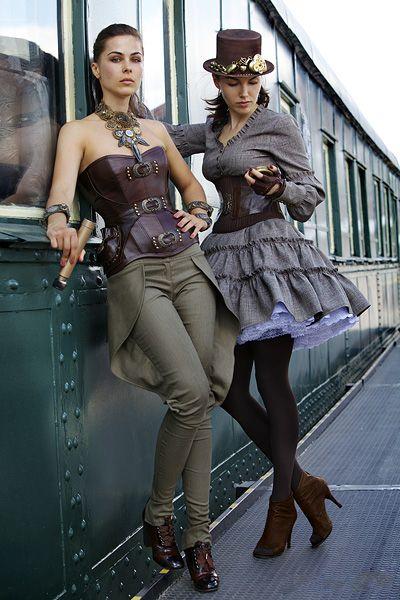 Steampunk Fashion                                                                                                                                                                                 Plus