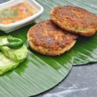 Thaise vegetarische viskoekjes recept http://www.sante.nl/food/2989/recept-viskoekjes-van-visvrije-tonijn