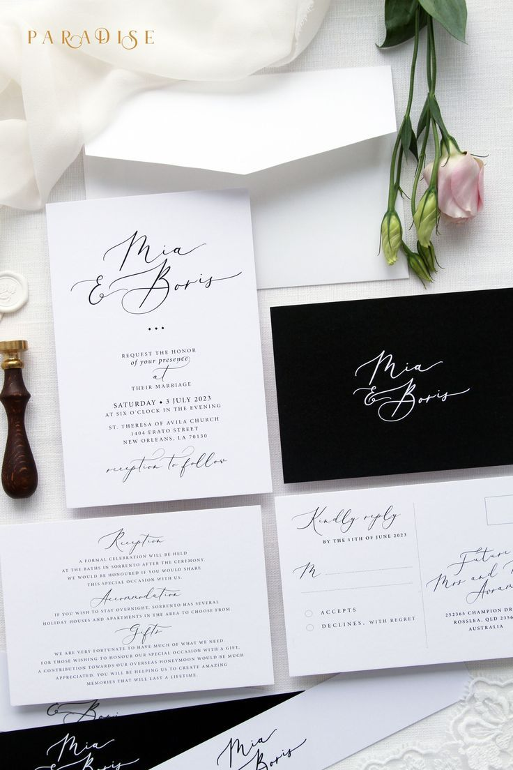 36 best ZAPROSZENIA ŚLUBNE Wedding invites images on Pinterest ...