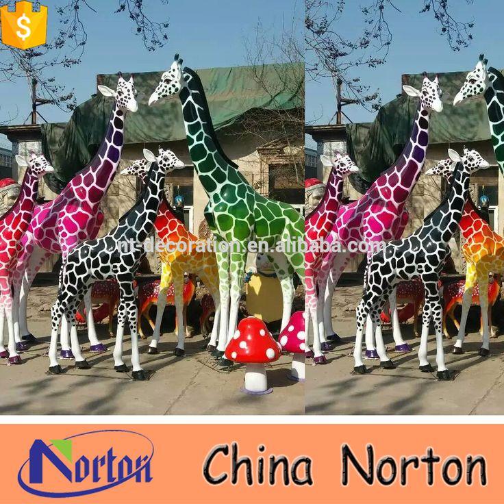 Best Garden Sculpture Images On Pinterest Garden Sculptures - Sporting clay window decalsgiraffe garden statue giraffe clay pot clay pot animal