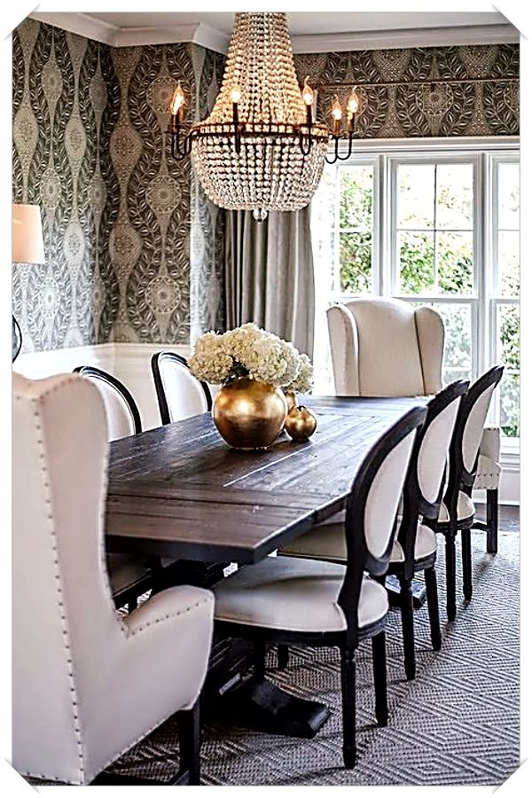 traditional dining rooms home improvement information that you rh pinterest com