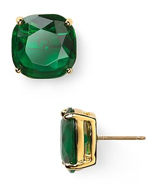 Kate Spade Emerald Small Earrings $38