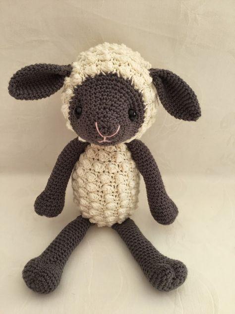 Lille Jumbo: Hæklede får