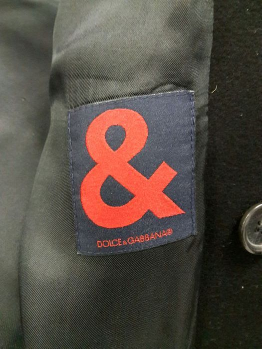 Dolce & Gabbana - Cappotto doppio petto