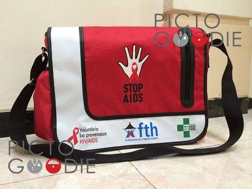 Tas Selempang - Event - Stop AIDS