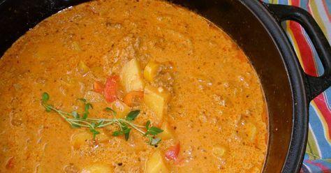Enkelt och väldigt gott, servera gärna med vitlöksbröd...jag brukar dubbla mängden soppa =) annars räcker den inte! För tjockare konsistens på soppan, ta mindre mängd mjölk.