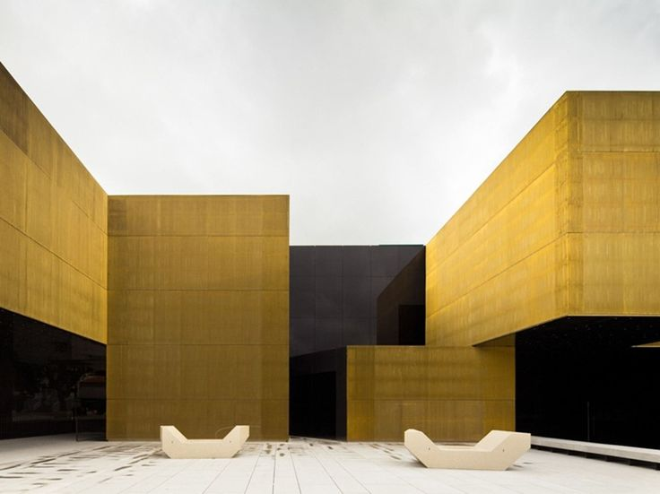 Winners of the European Copper in Architecture award 2013 announced