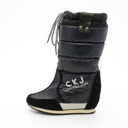 Calvin Klein Jeans Black Womens Boot Calvin Klein Jeans Siyah Kadın Bot #calvinklein #boot #rainboot #rainyboots #boots #2015boots #womensfashion #womensshoes #shoes