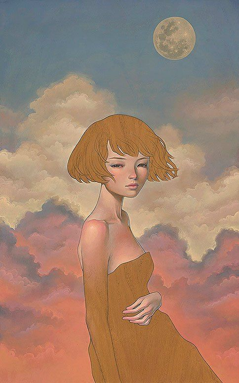 Audrey Kawasaki, Stella Im Hultberg Bring Solo Shows to Thinkspace Gallery | Hi-Fructose Magazine