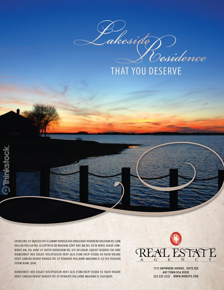 51 best real estate ads images on Pinterest