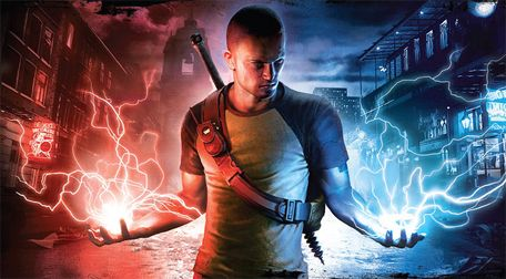 Cole is the main protagonist for both infamous and infamous 2, he is a human capable of controlling and releasing electric and lightning from his body, within the game he is given many morality choices and will change depending on what was chosen.