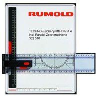 Rumold Zeichenplatte Zeichenbrett , Techno DIN A4 kaufen bei Hood.de