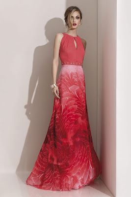 Vestidos largos de fiesta ¡23 Fantástica ideas de moda! | 101 Vestidos de Moda | 2017 - 2018