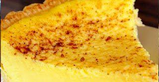 Pasta custard pie with the old   – Goodies