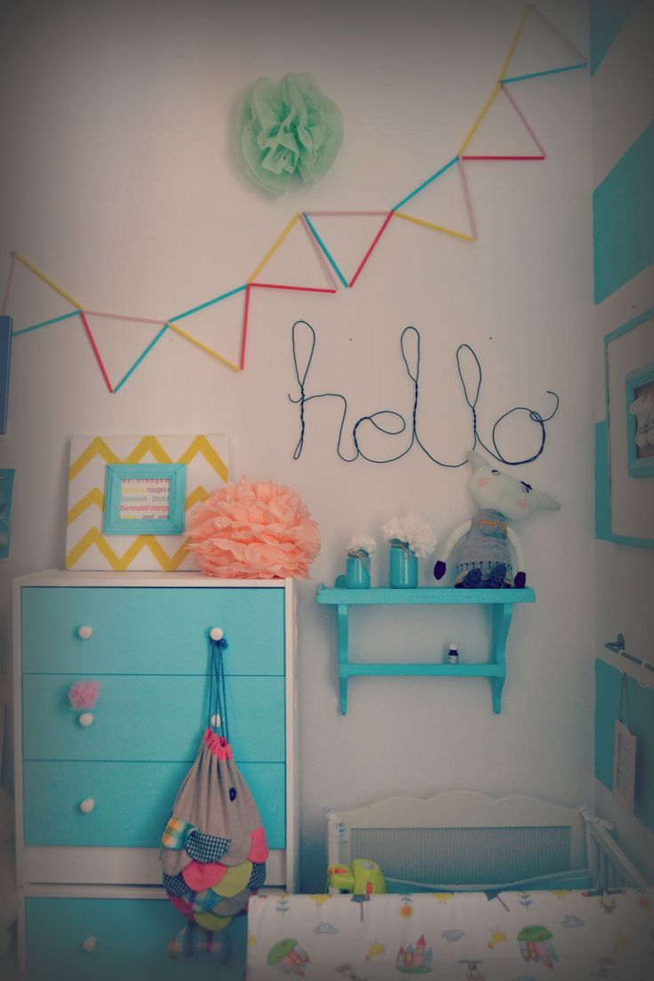 diy kidroom, diy decor, diy fishbag, diy hello