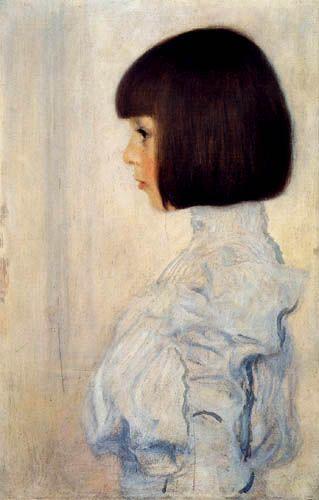 Gustav Klimt  - Helene Klimt