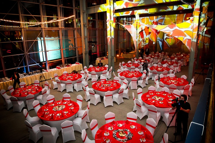 by New Edge Event Design