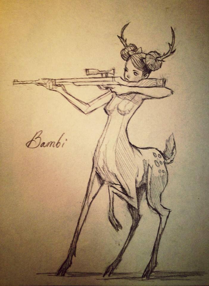 Chiara Bautista- Bambi