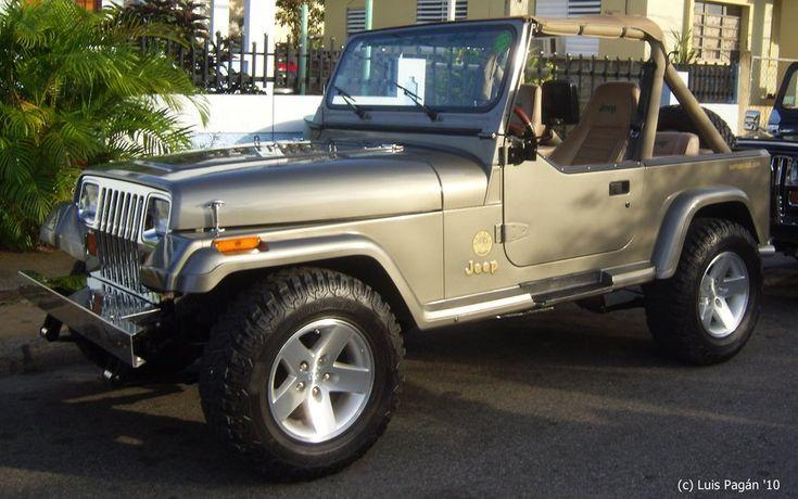 Jeep Wrangler TJ Sahara | Gold Jeep Sahara TJ by Mister-Lou