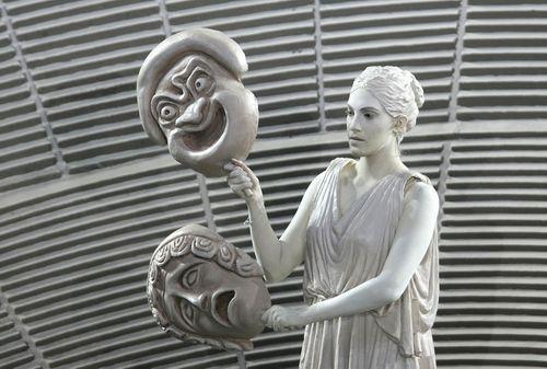teatro griego vestuario - Buscar con Google