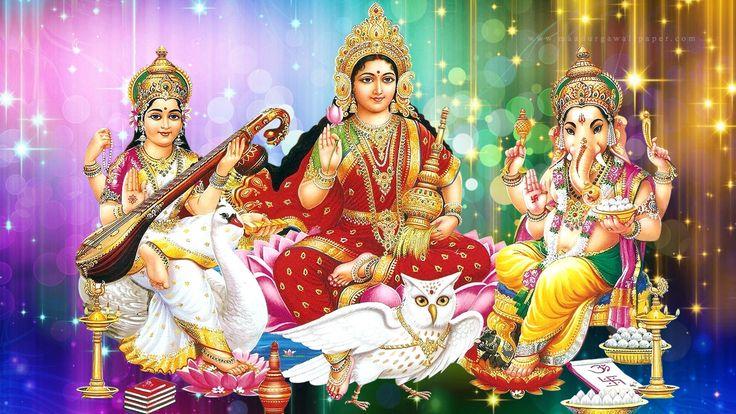 Download free Jai Maa Laxmi wallpaper, images, pictures  photos