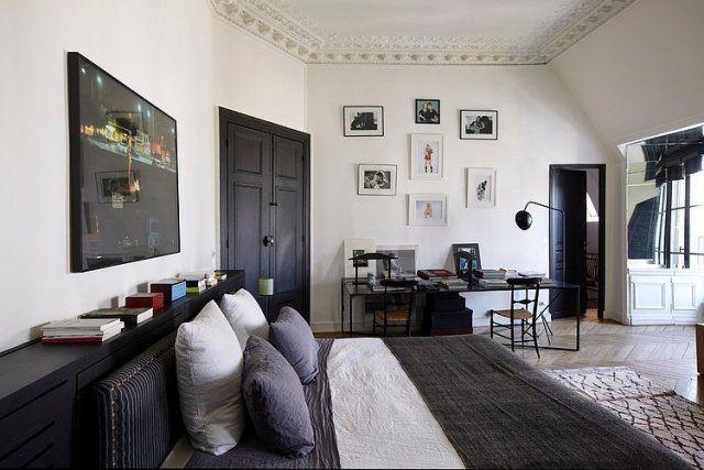 schlafzimmer dachschräge weiße wände teppichboden braun koralle - teppichboden für schlafzimmer