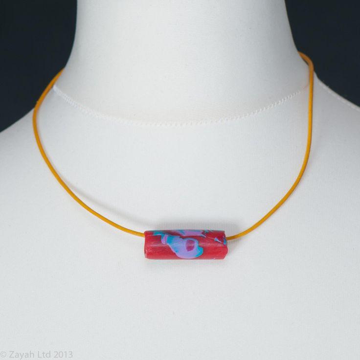 London - Yellow Pendant from Zayah