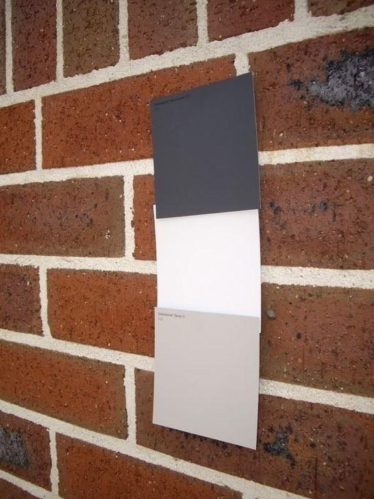 Stunning Exterior Paint Colors Red Brick Ideas 33 Bakeri