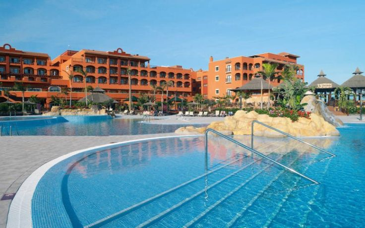 Pools at Sheraton Fuerteventura