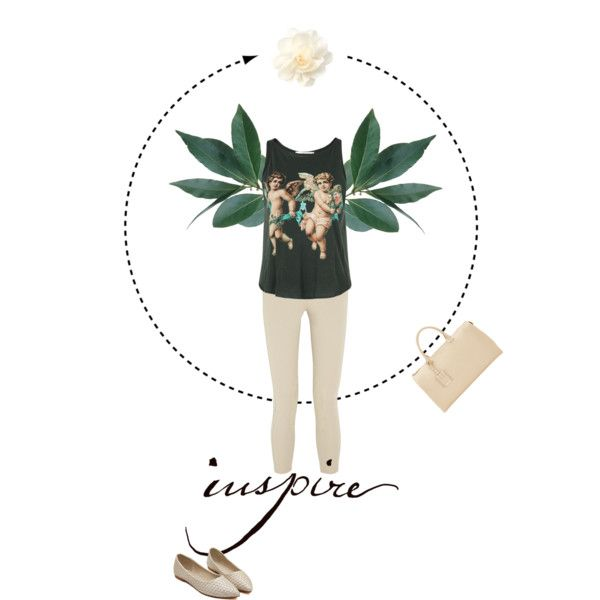 """Angel"" by essenceve on Polyvore"