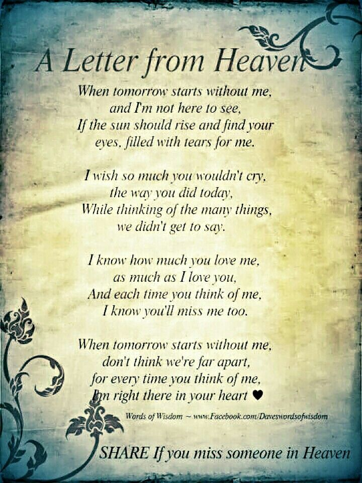 a letter to my husband in heaven 1000 ideas about letter from heaven on 28807 | 0a2b8fffa2b7a56e11ff7a98c697a064