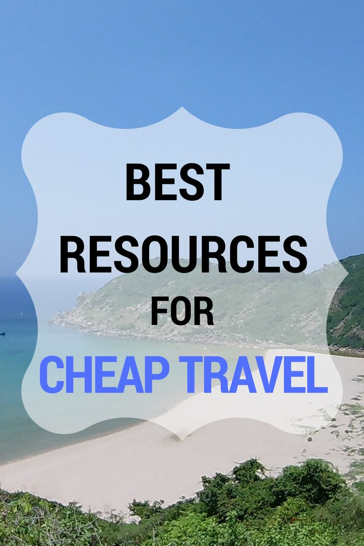 Do you want to travel on a budget but don't know where to find the best deals and cheap flights? We collected the best travel resources from cheap accommodation to volunteering websites. Check also the tips for traveling for free and the best travel apps on phone! #cheaptravel #budgettravel #traveltips #travelblog #budget #backpacking #asia