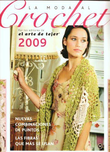 El Arte de Tejer 2009 Crochet - Melina Crochet - Picasa Webalbumok