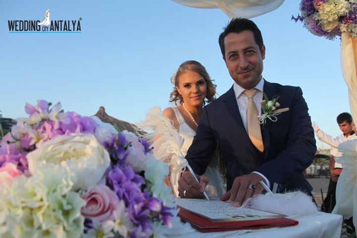 wedding packages in Antalya