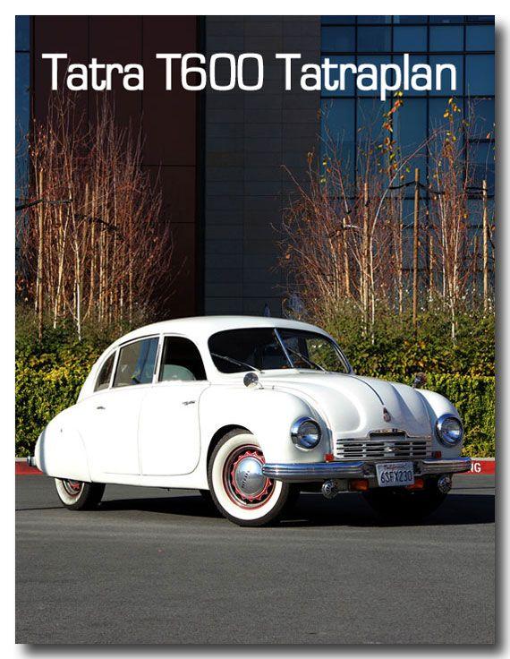 Tatra Tatraplan (1946-1952)