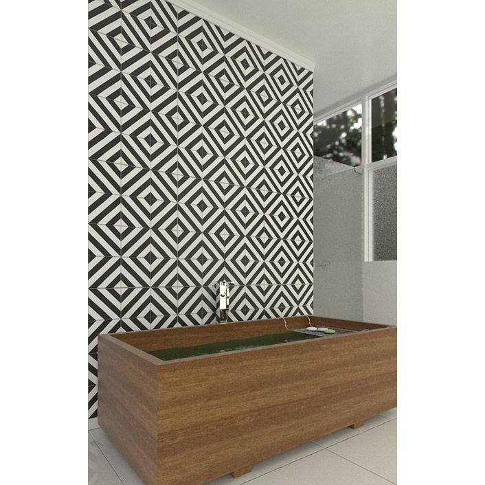 Goroka Grafito 20 Floor and Wall Tiles | TileSpace - Tiles.co.nz