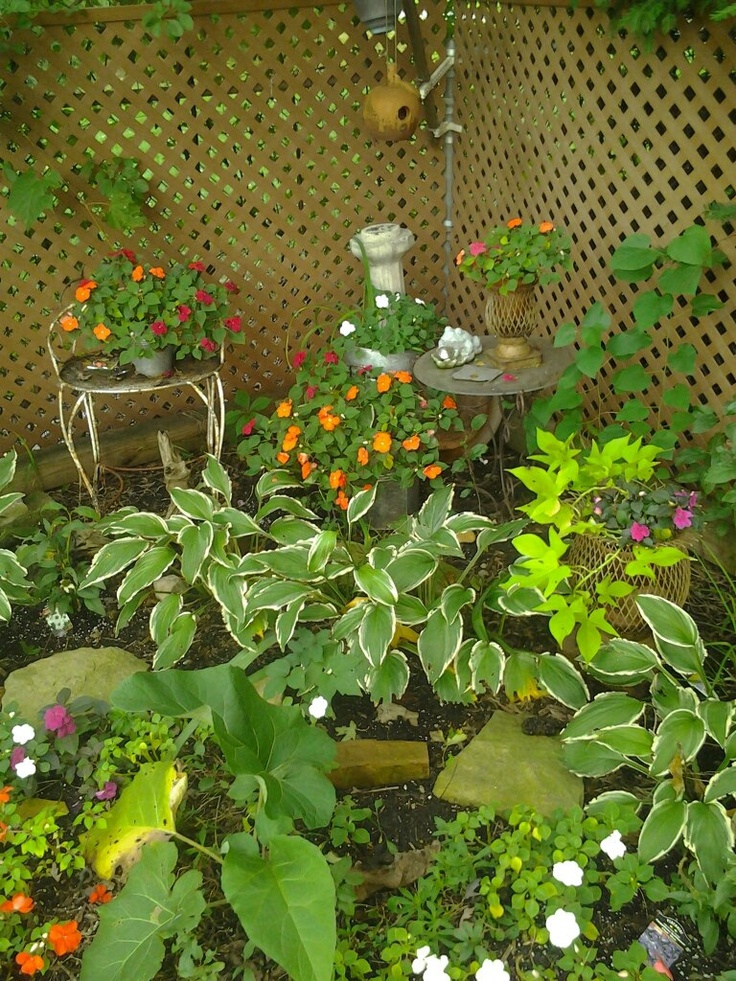 33 best Corner Gardens Ideas images on Pinterest ...