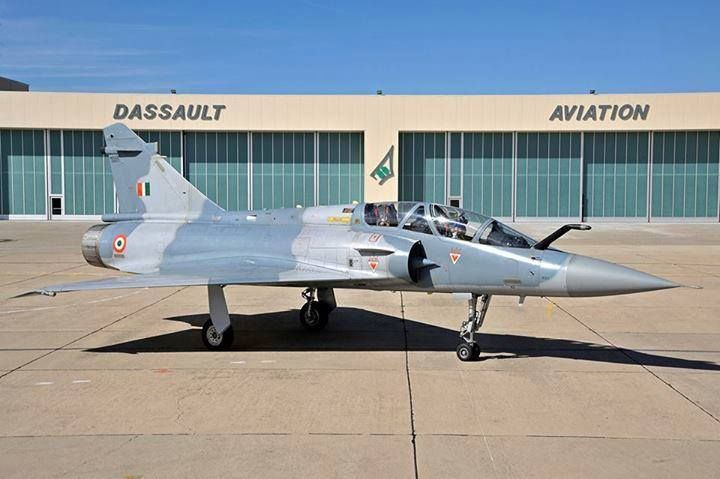 First Upgraded IAF Mirage 2000 Photo Dassault Aviation March 20, 2015 by asian-defence.net India will get its first upgraded Mirage 2000 later this month from France under a Rs 10,000 crore deal. French defence major Dassault Aviation, the original manufacturer of the fighter jet, will hand over two upgraded aircraft to India on March 25 at the Istres Dassault Aviation Flight Test Center. India had in 2011 signed an upgrade programme worth over Rs 10,000 crore with Dassault Aviation for…